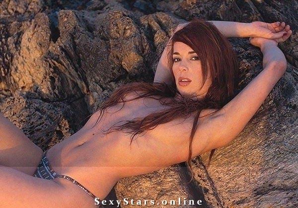 Victoria Onetto nahá. Fotka - 4