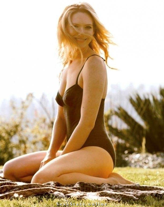Анна Торв голая. Фото - 1