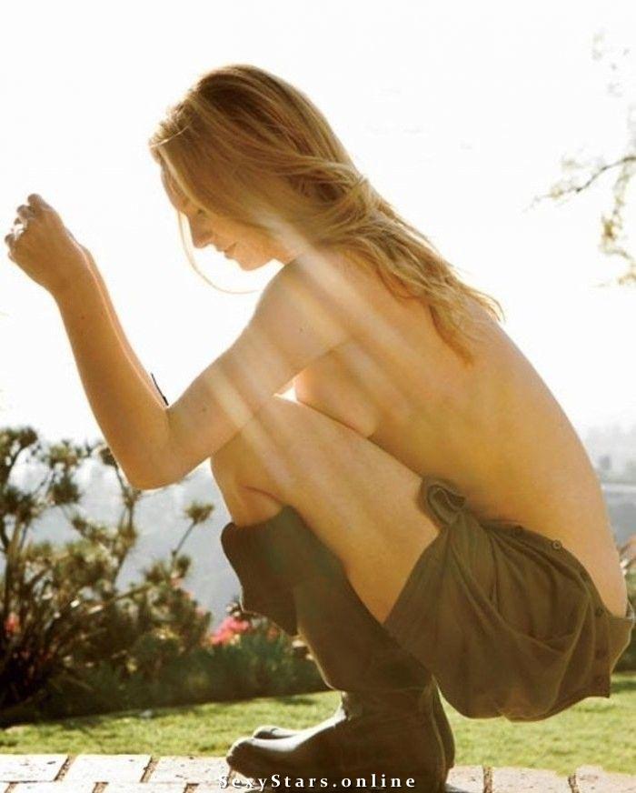 Анна Торв голая. Фото - 9
