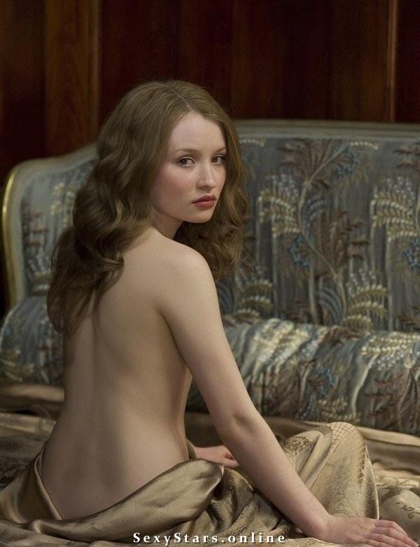Emily Browning Nackt. Fotografie - 8