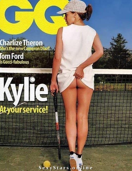 Kylie Minogue Nackt. Fotografie - 16