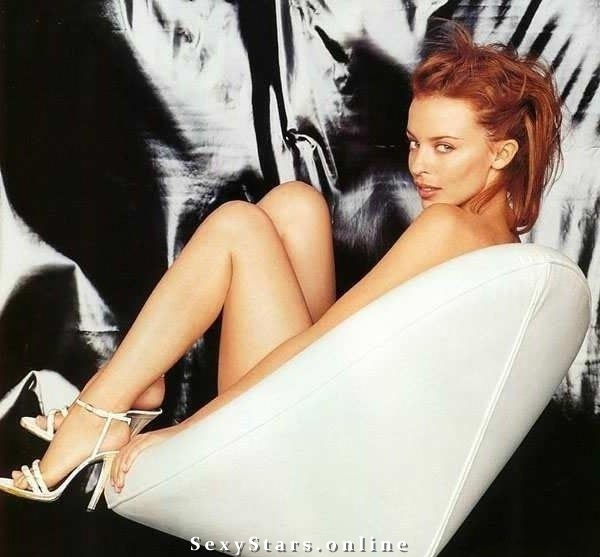 Kylie Minogue Nackt. Fotografie - 17