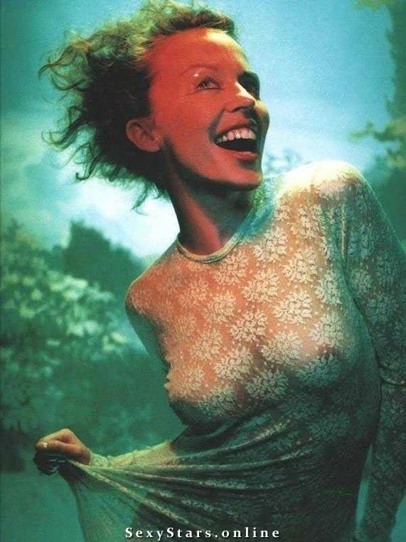 Kylie Minogue Nackt. Fotografie - 18