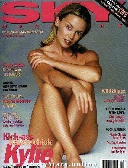 Kylie Minogue Nackt. Fotografie - 21