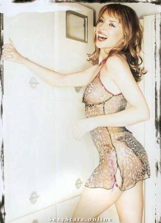 Kylie Minogue Nackt. Fotografie - 23