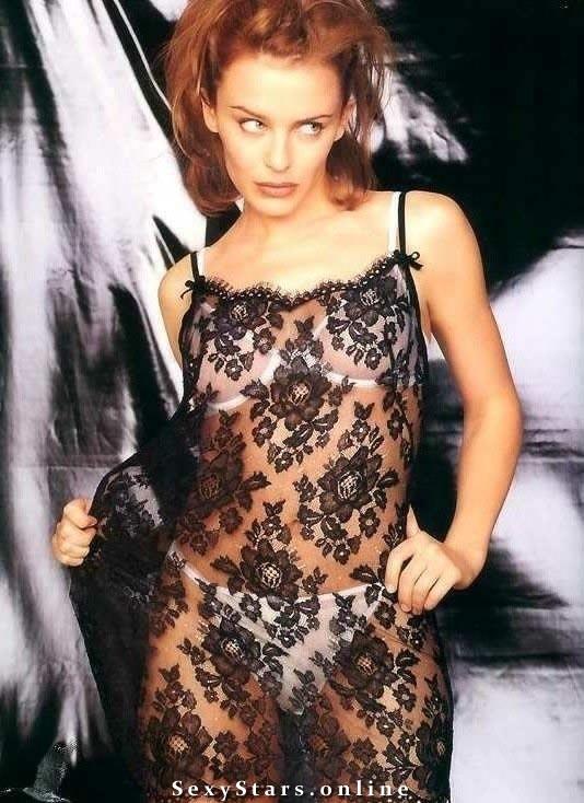 Kylie Minogue Nackt. Fotografie - 25