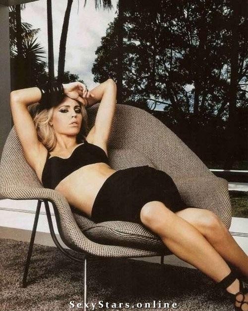 Melissa George Nackt. Fotografie - 7