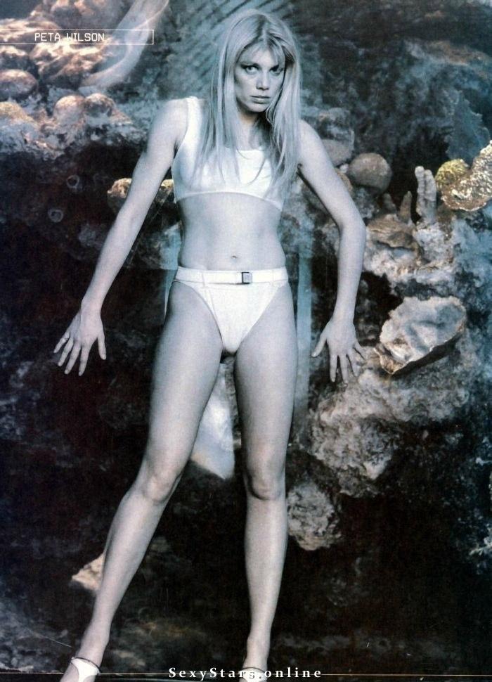 Пета Уилсон голая. Фото - 14