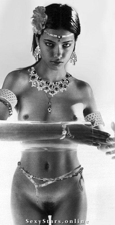 Адриана Лима голая. Фото - 120