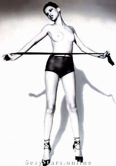 Адриана Лима голая. Фото - 13
