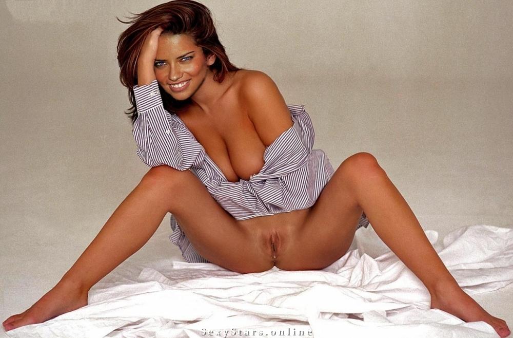 Адриана Лима голая. Фото - 141