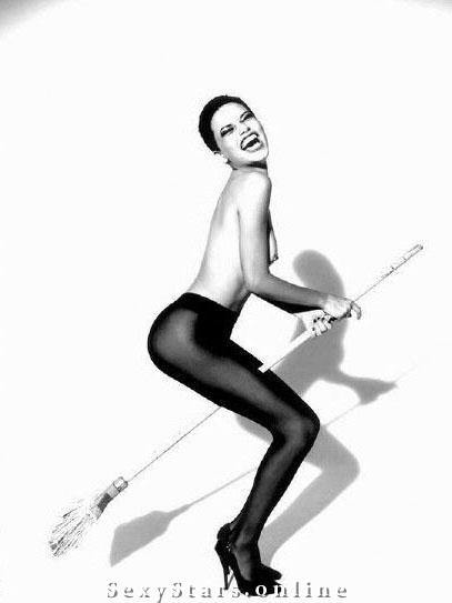 Адриана Лима голая. Фото - 15