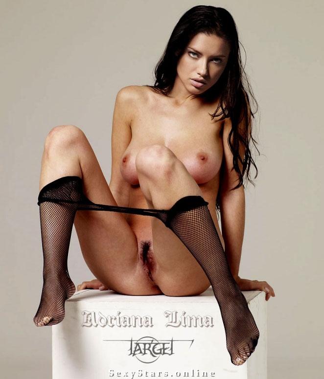 nude-adriana-lima-pussy-amir-khanxxx