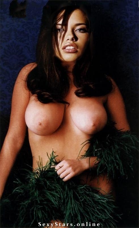Адриана Лима голая. Фото - 175