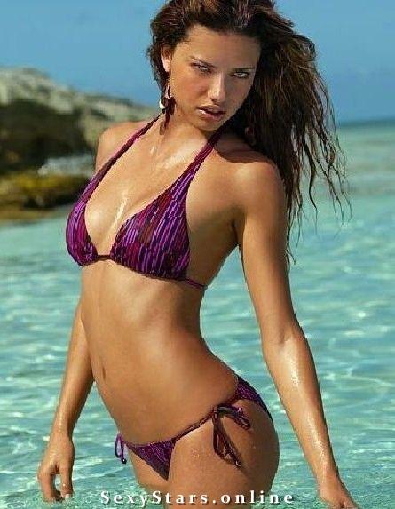 Адриана Лима голая. Фото - 34