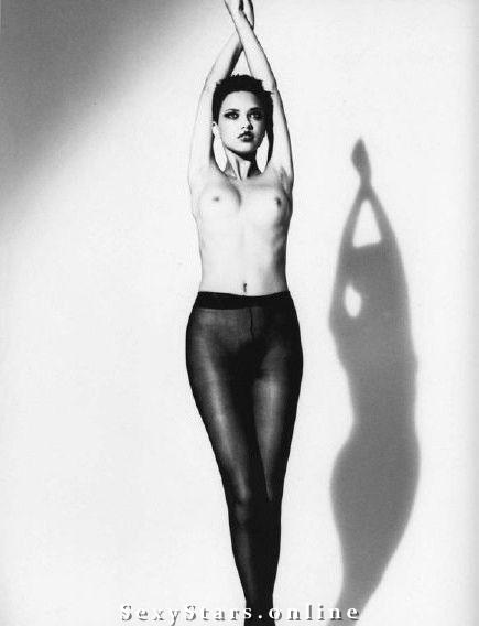 Адриана Лима голая. Фото - 8