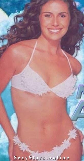 Giovanna Antonelli nahá. Fotka - 14