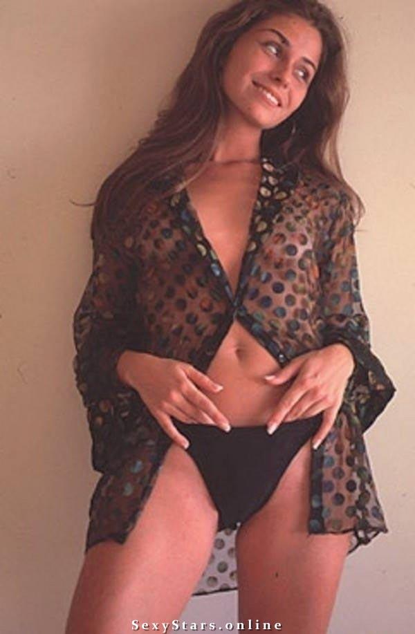 Giovanna Antonelli nahá. Fotka - 2
