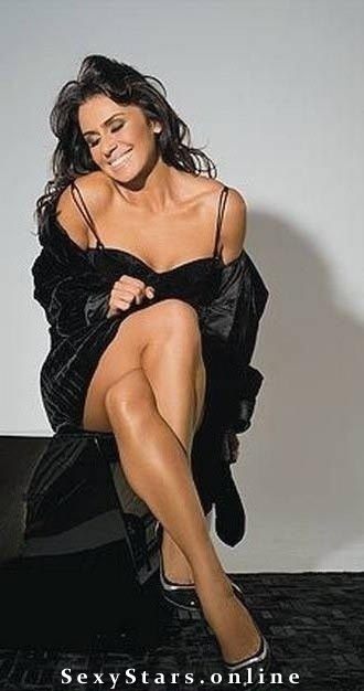 Giovanna Antonelli nahá. Fotka - 3