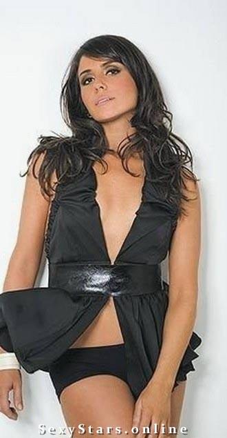 Giovanna Antonelli nahá. Fotka - 9