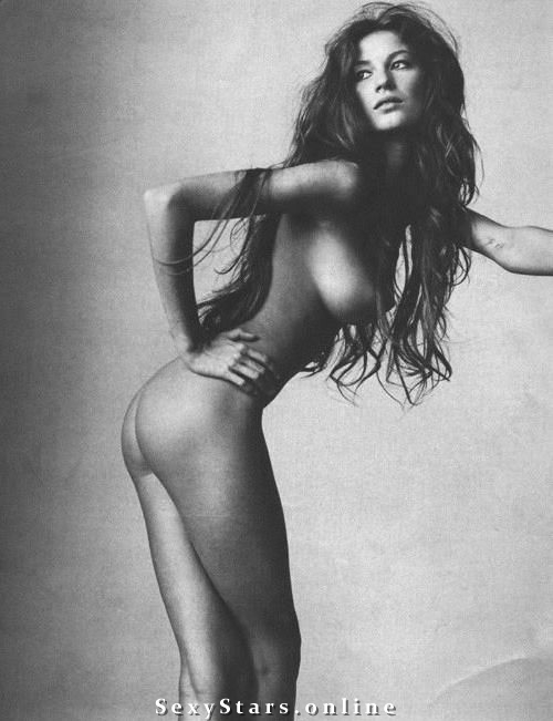Gisele Bundchen nude. Photo - 1