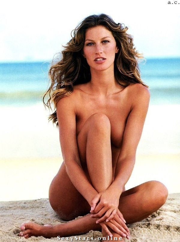 Gisele Bundchen nude. Photo - 15