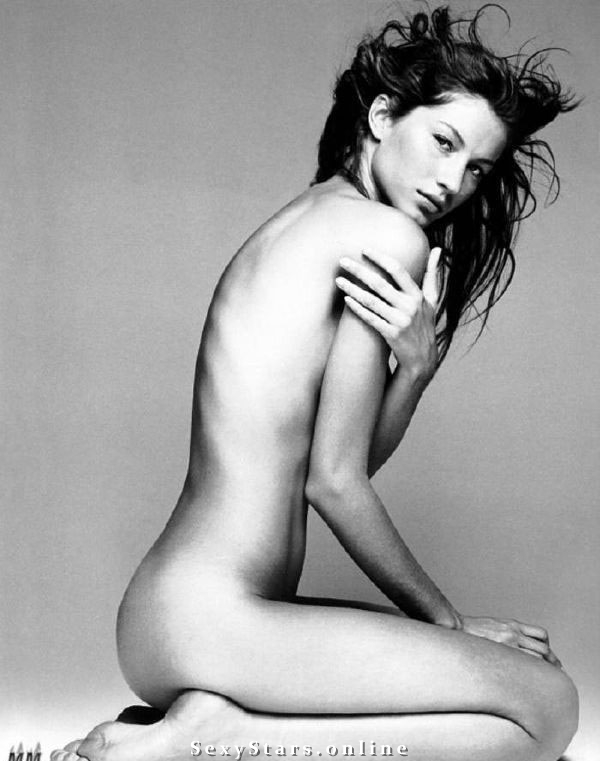 Gisele Bundchen nude. Photo - 24