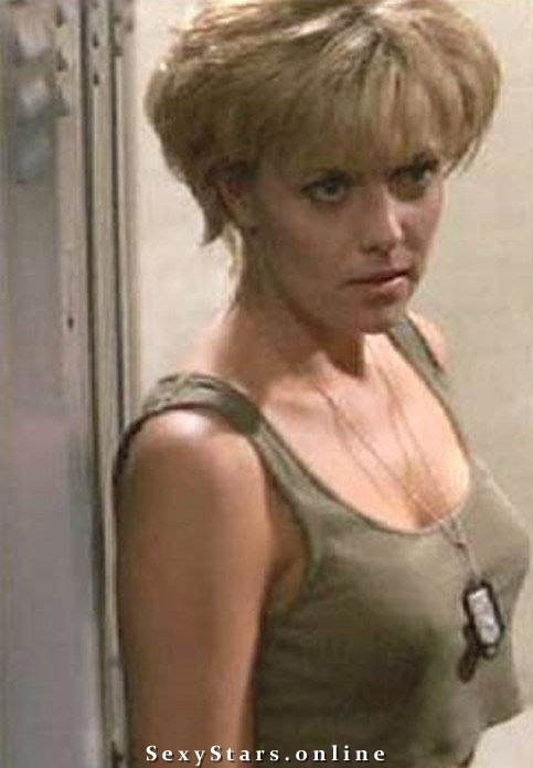 Amanda Tapping nude. Photo - 14