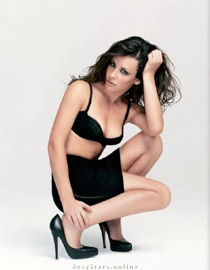 Evangeline Lilly nude. Photo - 10