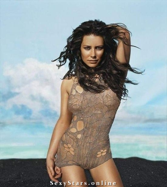Evangeline Lilly nude. Photo - 14