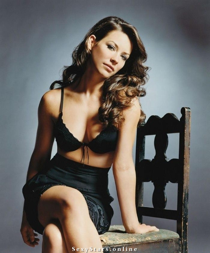 Evangeline Lilly nude. Photo - 9