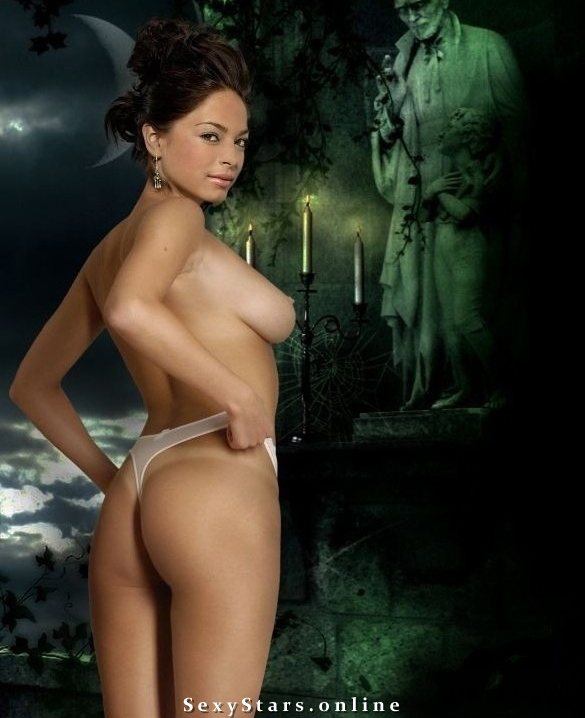 Kristin Kreuk nude. Photo - 7