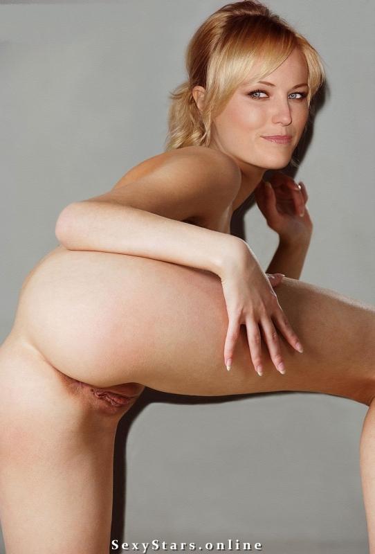 закрепляли так малин акерман голая порно фото спине это