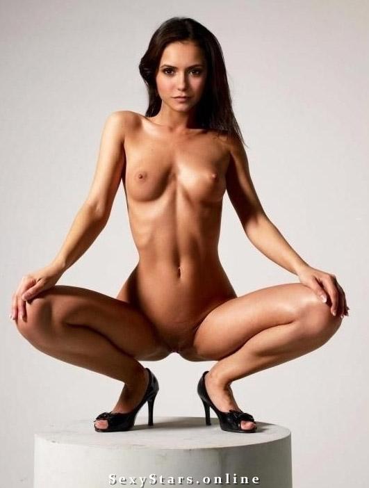 Нина Добрев голая. Фото - 6