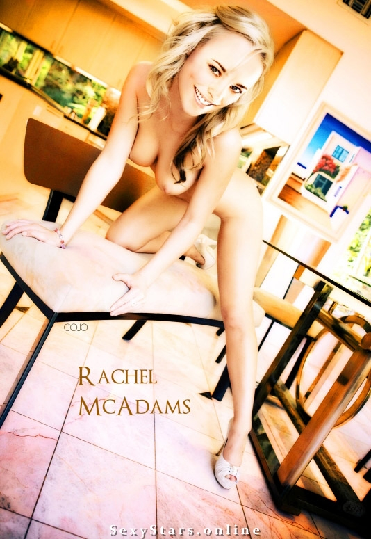 Rachel McAdams nude. Photo - 9