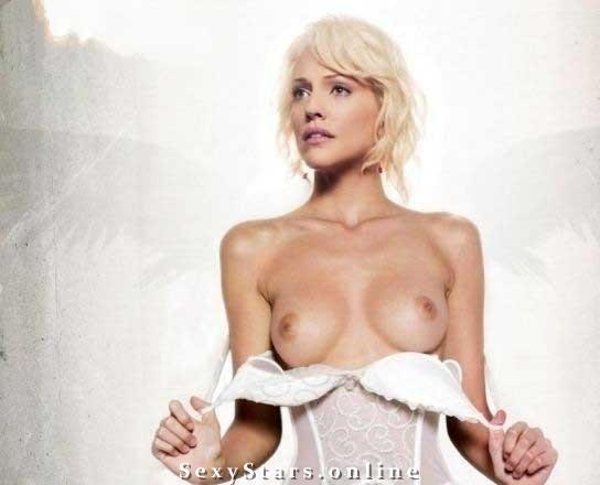 Триша Хелфер голая. Фото - 24