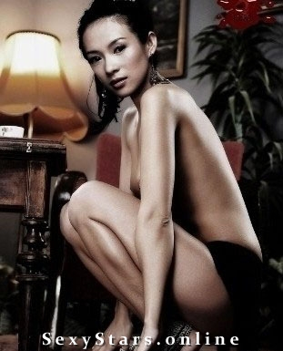 Zhang Ziyi nude. Photo - 2