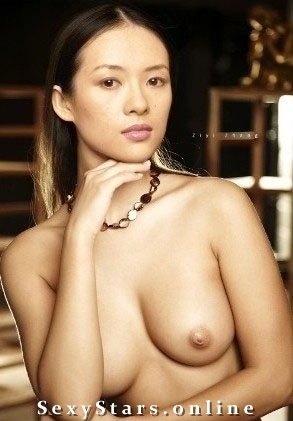 Zhang Ziyi nude. Photo - 6