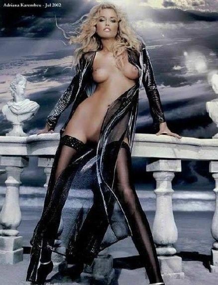 Адриана Скленарикова голая. Фото - 2