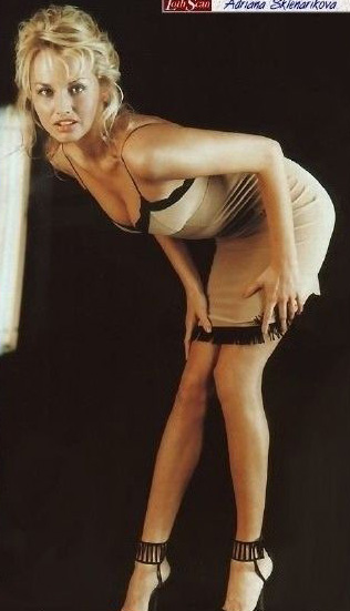 Адриана Скленарикова голая. Фото - 24