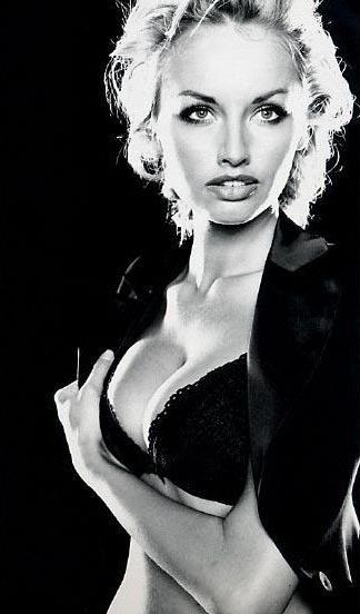 Адриана Скленарикова голая. Фото - 34