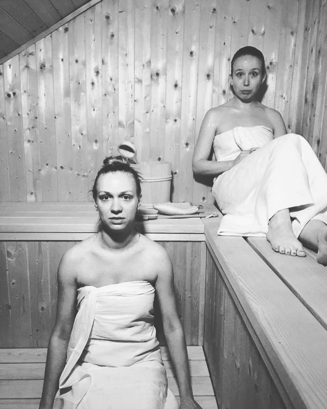 Алена Долакова голая. Фото - 10
