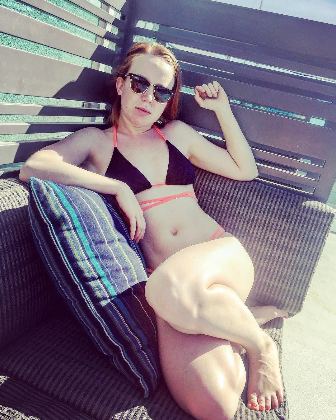 Алена Долакова голая. Фото - 7