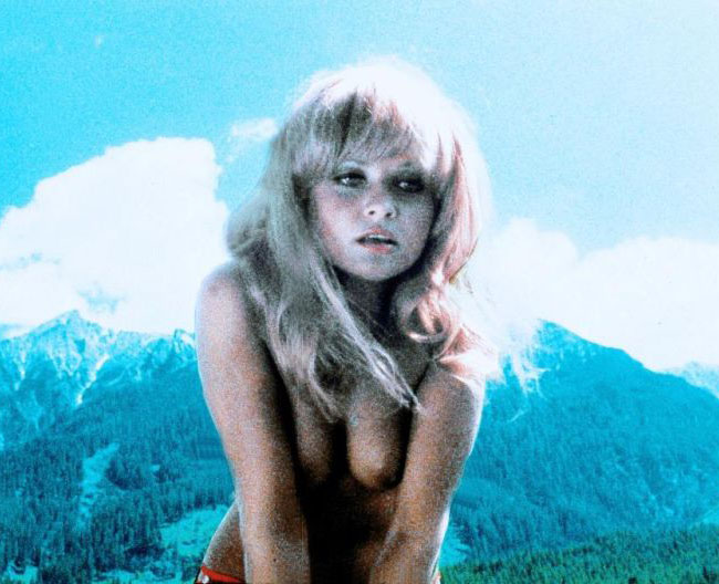 Алена Пенц голая. Фото - 10