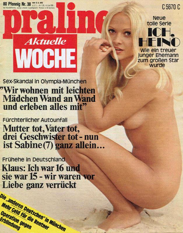 Алена Пенц голая. Фото - 6