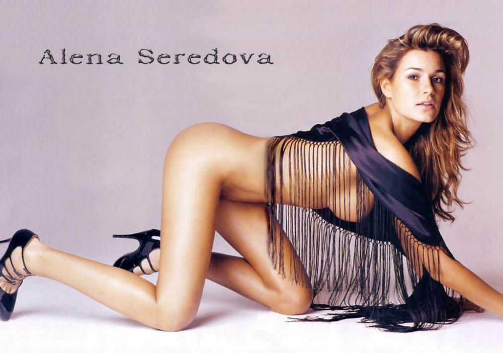 Алёна Шередова голая. Фото - 6