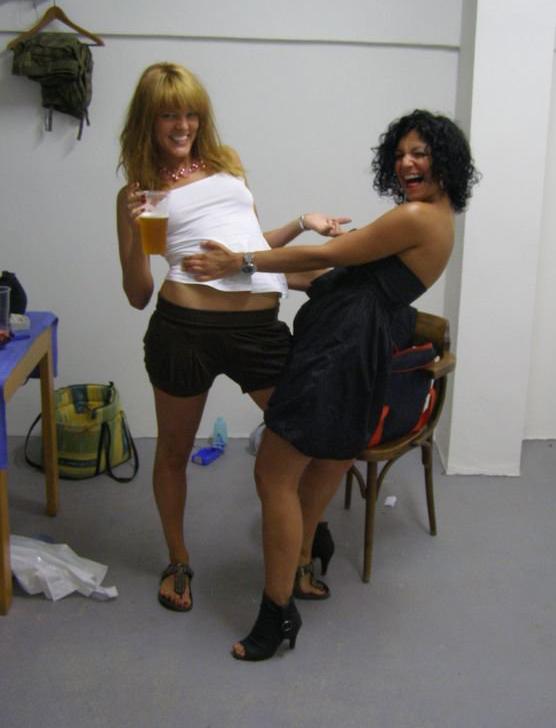 Альжбета Пажутова голая. Фото - 4