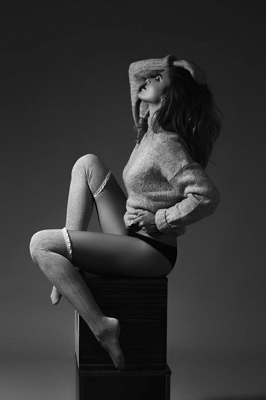 Андреа Бездекова голая. Фото - 2