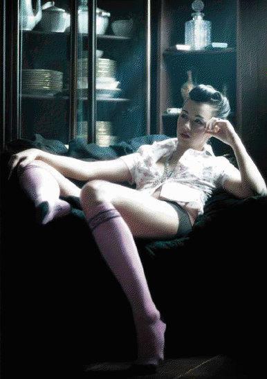 Анета Галисова голая. Фото - 2