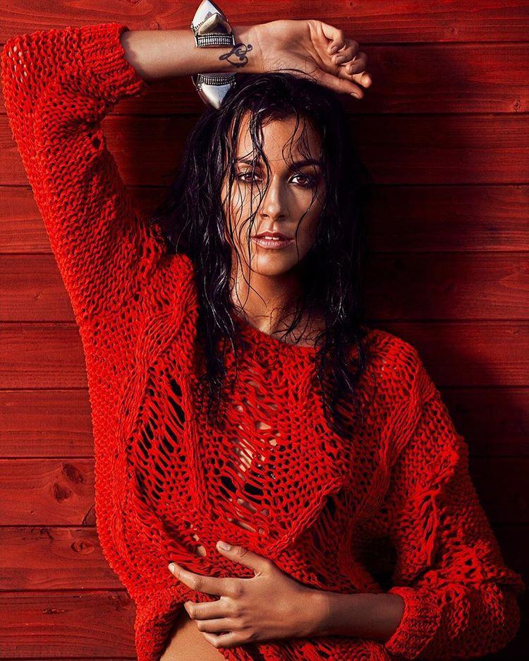 Анета Галисова голая. Фото - 9